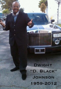 Dwight &quot;D. Black&quot; Johnson, 1959-2012